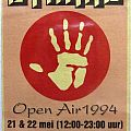 DYNAMO OPEN AIR 1994 B-Thong, Clawfinger, Cynic, Danzig, Die Krupps, Forbidden, Gorefest, Jackyl, Kyuss, Last Crack, Life of Agony, Nerve, Pride & Glory, Prong, Sick of It All, Skintrade, Skrew, Skyclad, Sleeze Beez, The O, The Obsessed, Urban Dance Squad