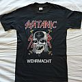 Slayer slaytanic wehrmacht tour shirt 1984