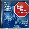 Various – It Ain't Where You're From, It's Where You're At LF 281/CS