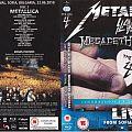 Metallica, Slayer, Megadeth & Anthrax – The Big 4: Live From Sofia, Bulgaria Tape / Vinyl / CD / Recording etc