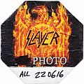 2016 21 june doorn roosje slayer photopass Other Collectable
