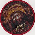 2016 slayer repentless patch red rim round limited ed.
