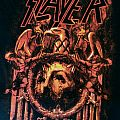 slayer repentless/eagle world tour shirt 2016