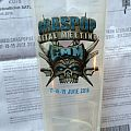 "Bliksem - Other Collectable - graspop beer ""glas""18th of june 2016 dessel belgium"