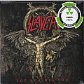 "Slayer ‎– You Against You  Nuclear Blast ‎– NB 3775-1  Vinyl, 7"", 45 RPM, Single, Limited Edition, Red"