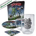 Tankard ‎– One Foot In The Grave ,Limited edition,digibook,glass,bottle opener Tape / Vinyl / CD / Recording etc