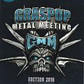Bliksem - Other Collectable - graspop festival info booklet 18th of june 2016 dessel belgium