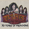 Testament Practice what you preach/ 30 years of preaching fine woven patch
