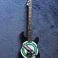 Slayer jeff hanneman mini guitar ESP LTD JH-600  Other Collectable