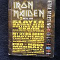 Iron Maiden - Other Collectable - Slayer graspop booklet 2000