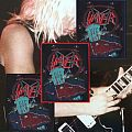Slayer reign in pain limited patch set