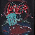 slayer reign in pain patch wit black rim  limited to 100 pieces