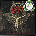 "Slayer ‎– You Against You  Nuclear Blast ‎– NB 3775-1 Vinyl, 7"", 45 RPM, Single, Limited Edition, Green"