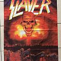 slayer flag under licence to brockum produced by heart rock italy Other Collectable