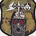 Sodom shield patch 2016 limited edition