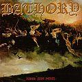 Bathory – Blood Fire Death Black Mark Production – BMCD666-4 Tape / Vinyl / CD / Recording etc