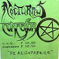 Nocturnus - Other Collectable - concert ticket