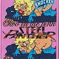 Steel Panther :the shocker/two in the pink on in the stink patch/aufnaher limited edition!