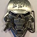slayer slaytanic wehrmacht amo head belt buckle 2016 Other Collectable