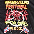 slayer ,mastodon,gojira bergum tourshirt 06-13-2012