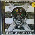 S.O.D.* – Speak English Or Die  – SPV 076-18392 CD