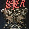 slayer world tour shirt 2016