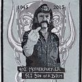Motorhead tribute to lemmy : ONLY ONE IN EXISTANCE! Patch