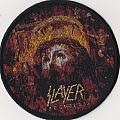 2016 slayer repentless patch black rim round limited ed.
