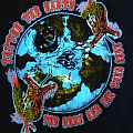 Slayer Tattoo The Earth shirt U.S.A 2000