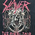 Slayer the Final tour  2018 shirt
