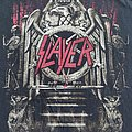 Slayer 2018 tour shirt  eagle xxxv