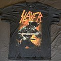 Slayer mötorboat shirt  2015