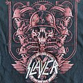 Slayer soldiers skulls tour shirt 2018