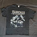 Slayer hanneman shirt 2015