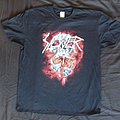 slayer broken skull european tour shirt 2017
