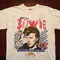 "David Bowie ""The Glass Spider"" Tour T-Shirt"