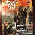 "Jungle Rot ""Order Shall Prevail"" Album Promo Poster Other Collectable"