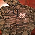 """Jungle Rot - Hooded Top - Jungle Rot """"Nuclear Superiority"""" Hoodie"""