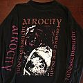 Atrocity - Todessehnsucht/Longing for Death LS