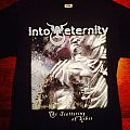 """Into Eternity """"The Scattering Of Ashes"""" T-Shirt"""