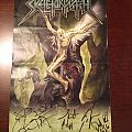 Skeletonwitch Autographed Poster