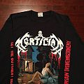 "Mortician ""Chainsaw Dismemberment"" LS  TShirt or Longsleeve"