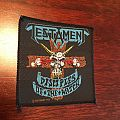 "Testament - Patch - Testament ""Disciples OF The Watch"" Patch"