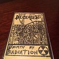 "Deceased - Tape / Vinyl / CD / Recording etc - Deceased ""Birth By Radiation"" Demo Cassette Tape"