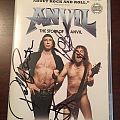"Anvil ""The Story Of Anvil"" Signed DVD"