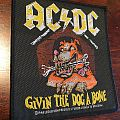 "AC/DC ""Givin' The Dog A Bone"" Patch"