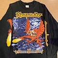 "Rhapsody ""Symphony Of Enchanted Lands"" LS TShirt or Longsleeve"