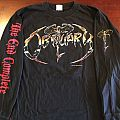 "Obituary ""The End Complete"" European Tour 1992 LS TShirt or Longsleeve"