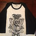 "Jungle Rot ""North America Under Attack"" Raglan Signed By Entire Tour Package"