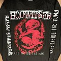"Houwitser ""Rage Inside The Womb"" LS TShirt or Longsleeve"